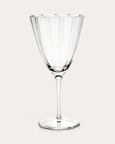Isabel Crystal Wine Goblet