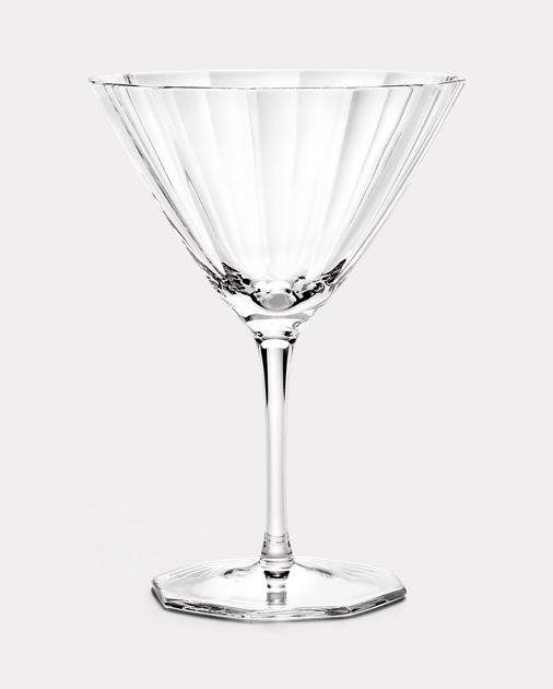 Ralph Lauren Home Isabel Crystal Martini Glass 1