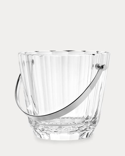 Seau à glace Isabel en cristal