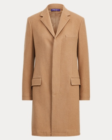 Lawson Camel-Hair Coat