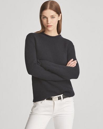 e04ac24ed Cashmere Rollneck Sweater