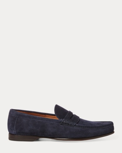 Chalmers Suede Penny Loafer
