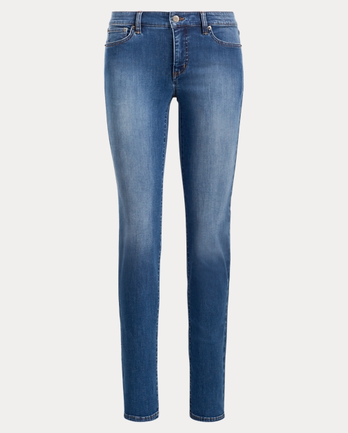 48fb1284a Lauren Premier Straight Jean 1