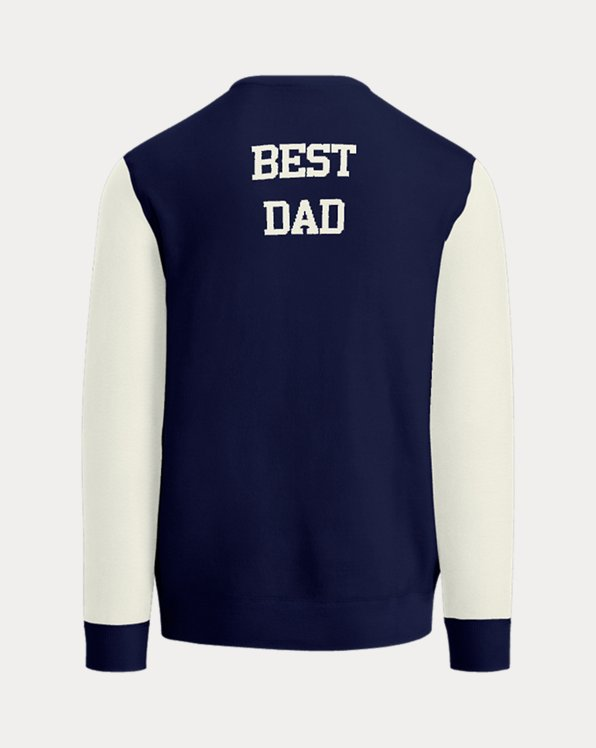 Custom Wool Crewneck Jumper