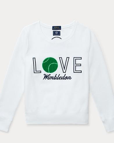 Fleece-Pullover Wimbledon