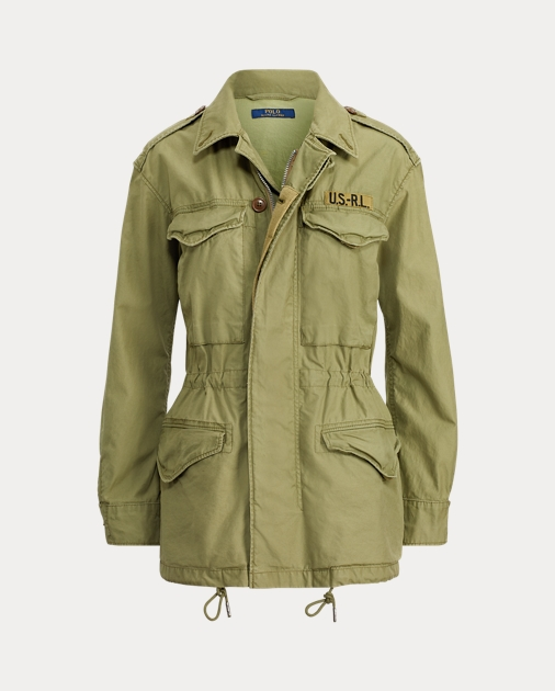 Giacca Giacca Twill Militare In In Militare FlKcJT1