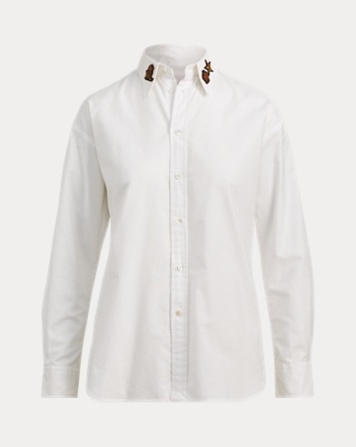 Camicia Boyfriend Oxford