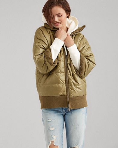 Taffeta Reversible Jacket
