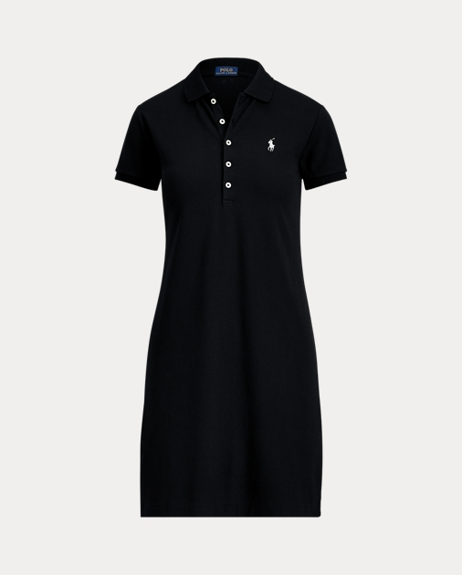 c3c0e3b5ed3 Polo Ralph Lauren Stretch Mesh Polo Dress 2