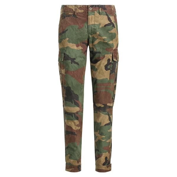 Ralph Lauren Camo Twill Cargo Pant Camo Multi 6