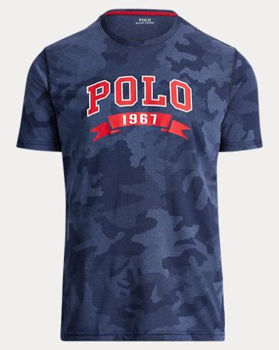 Classic Fit Active T-Shirt