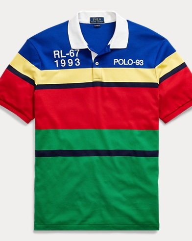 CP-93 Classic Fit Cotton Polo
