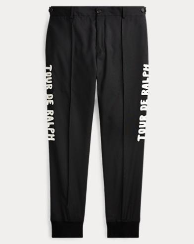 Pantaloni da jogging in lana