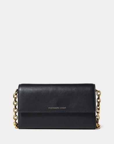 Calfskin Chain Wallet