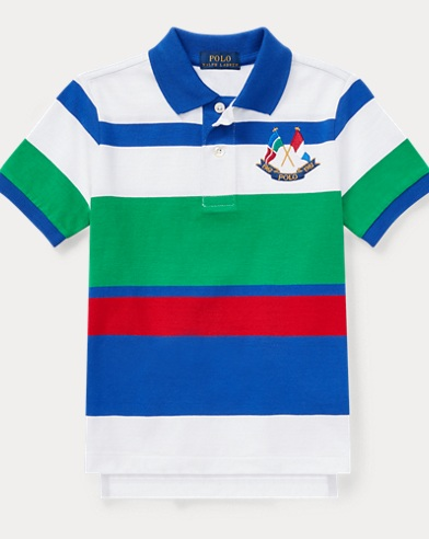 CP-93 Cotton Jersey Polo Shirt