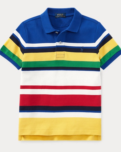 CP-93 Cotton Mesh Polo Shirt