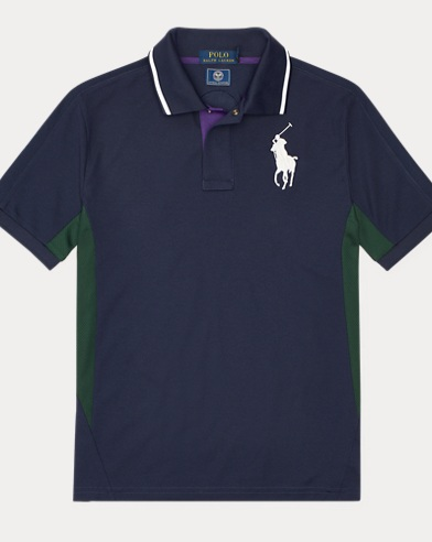 Wimbledon Ball Boy Polo Shirt