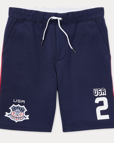 Doppellagige Shorts USA