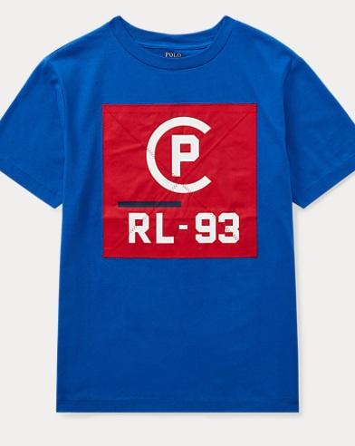 T-Shirt CP-93 aus Baumwolljersey