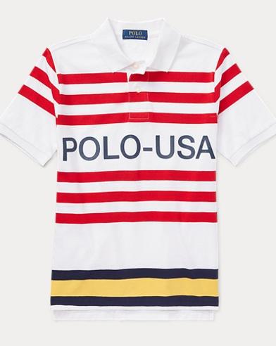PoloCP-93 en jersey de coton