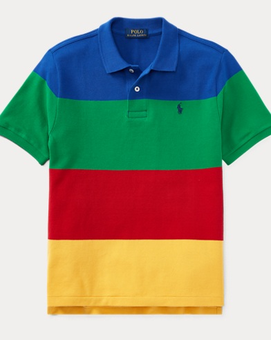 CP-93 Cotton Mesh Polo Shirt