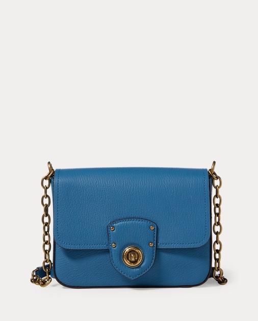 verkossa täällä klassinen istuvuus huippusuunnittelu Pebbled Leather Crossbody Bag