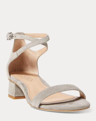 Betha Suede Sandal
