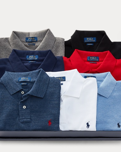 Classic Fit Polo 7-Piece Set