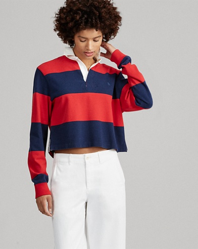 Cotton Rugby Shirt