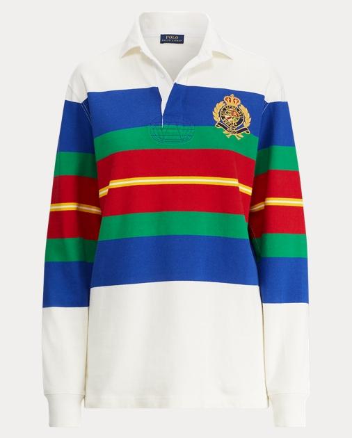 Rugby ShirtRalph Striped Lauren Uk FTJKc1l3