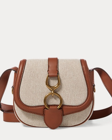 Cotton Saddle Bag