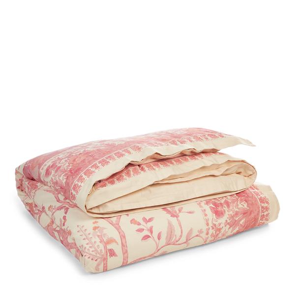 Ralph Lauren Marissa Duvet Cover Pink Full/Queen
