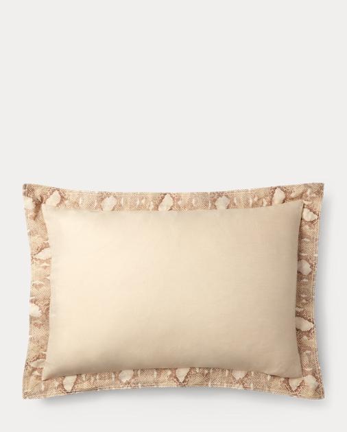 Sellek Cotton-Linen Sham