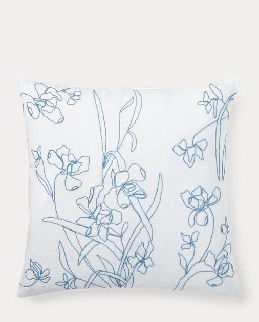 Brookhouse Linen Throw Pillow