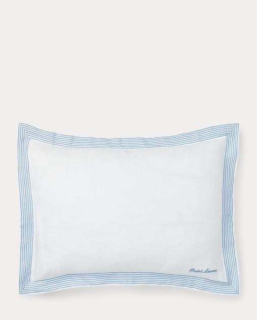 Fenton Linen Throw Pillow