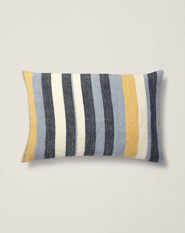 Garretson Linen Throw Pillow