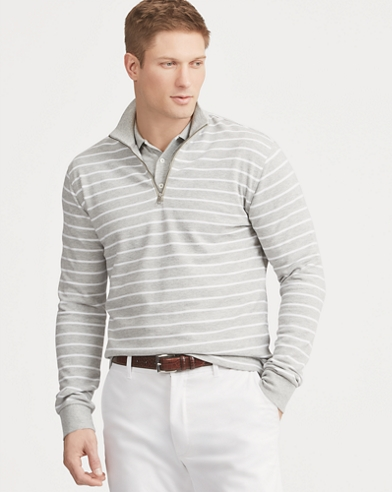Water-Repellent Pullover