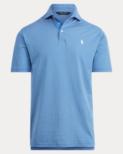 Active Fit Jersey Polo Shirt