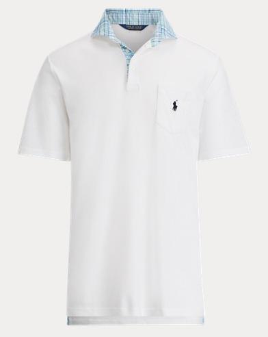 Active Fit Lisle Polo Shirt