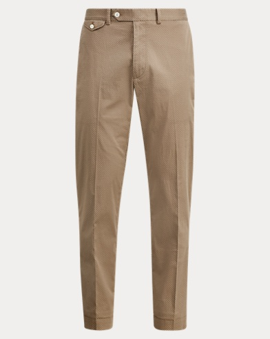 Classic Fit Stretch Twill Pant