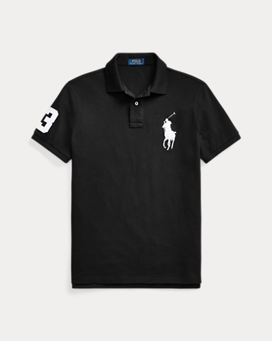 307d7dc7e Men's Polo Shirts - Long & Short Sleeve Polos | Ralph Lauren