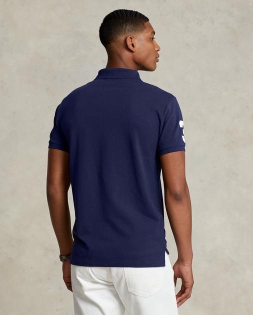 produt-image-4.0. HOMMES PRêT-à-PORTER Polos Polo ultra cintré en coton  piqué. Polo Ralph Lauren bc6ad859247e