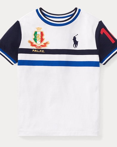 Italy Cotton Jersey T-Shirt