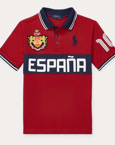 Espagne Coton En Piqué Polo Espagne En Coton Piqué Polo qf0XWSzw4