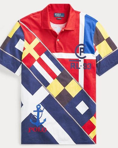 CP-93 Limited-Edition Polo