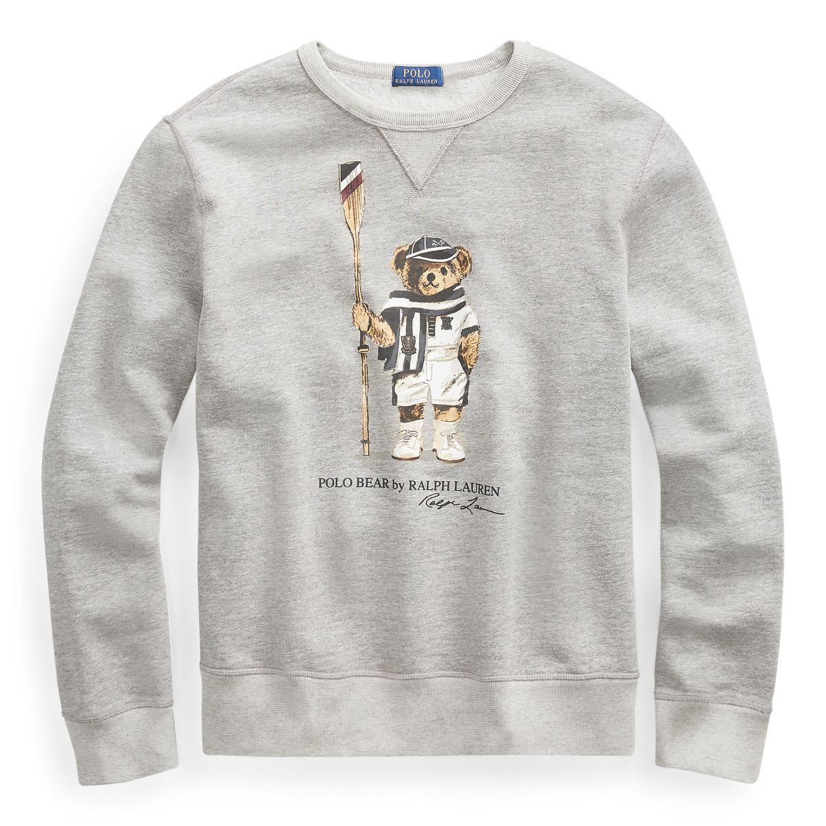 02dcd1f32 Polo Bear Fleece Sweatshirt