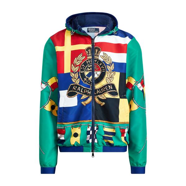 Ralph Lauren Cp-93 Limited-Edition Jacket Classic Crest L