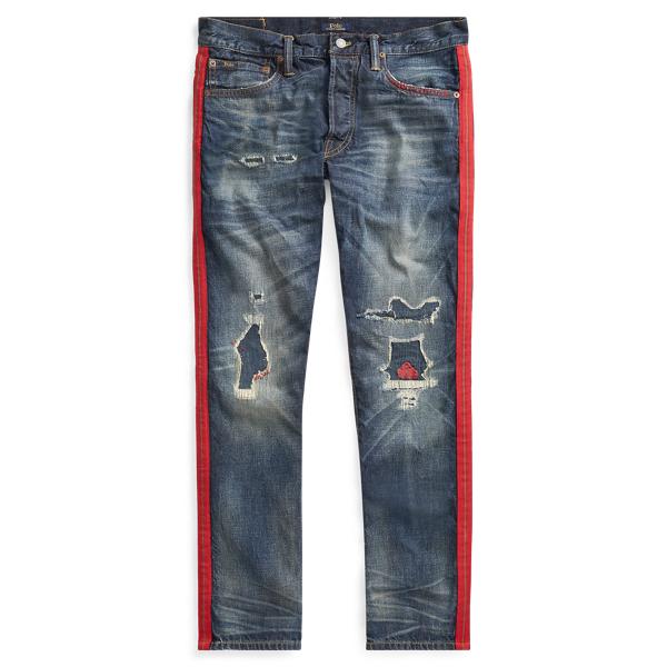 Ralph Lauren Varick Slim Straight Jean Union 28