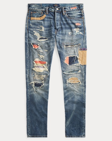 Slim-Fit Used-Jeans Sullivan