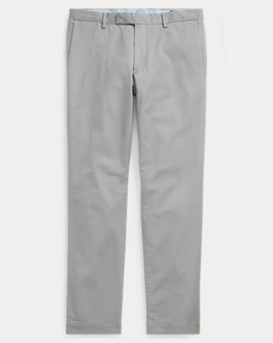 Chino slim en coton stretch